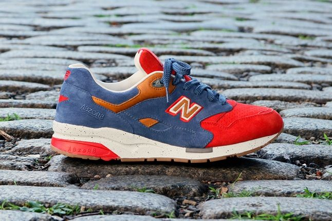 Ubiq New Balance 1600 The Benjamin Profile 1