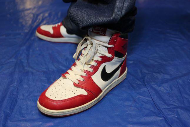 Sneaker Con Atlanta Jordan One 1