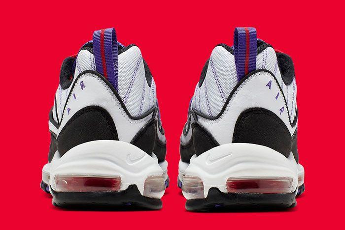 Nike Air Max 98 Raptors2 Heel