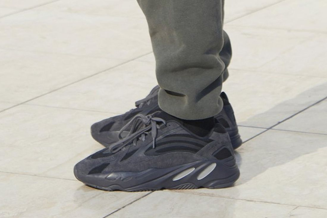 Yeezy Supply Yeezy Wave Runner 700 Utility Black 3