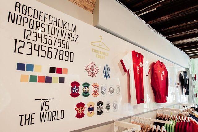 Livestock Nike World Cup 15