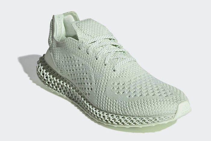 Daniel Arsham Adidas Consortium Futurecraft 4D Official 3