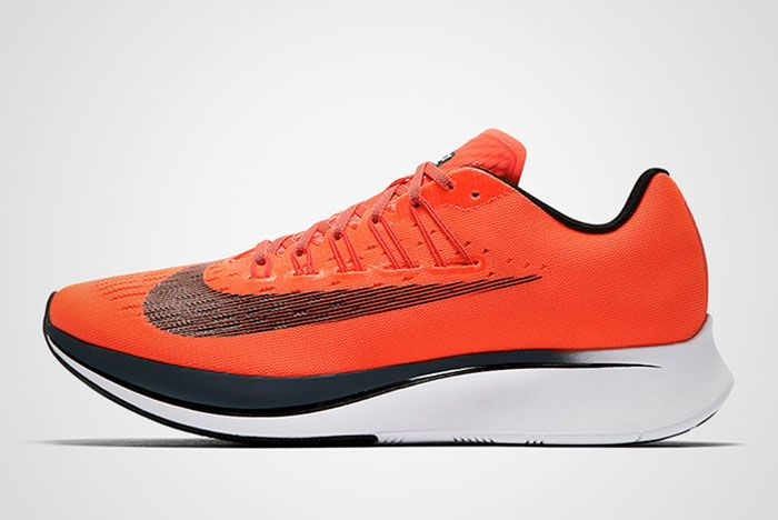 Nike Zoom Fly Bright Crimson Thunb