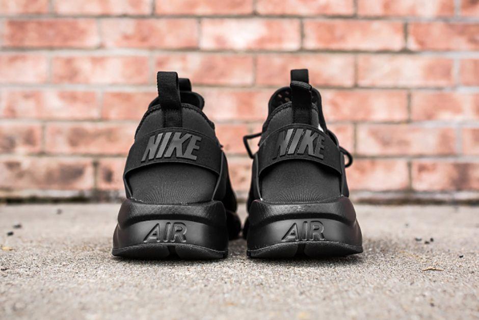Nike Air Huarache Ultra Br Triple Black 7
