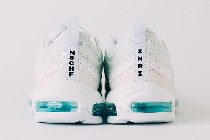 Mschf X Inri Nike Air Max 97 Jesus Shoes5 Heel
