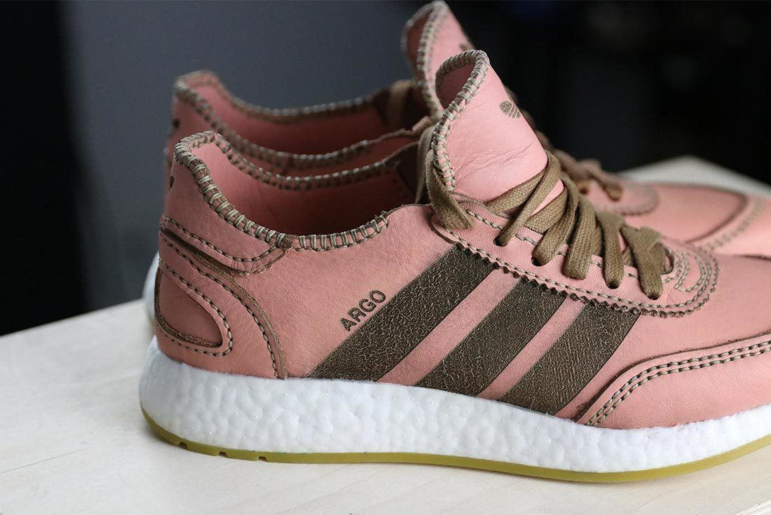 Argo Concepts Iniki I 5923 Laser Veg Tan Boost Adidas 9