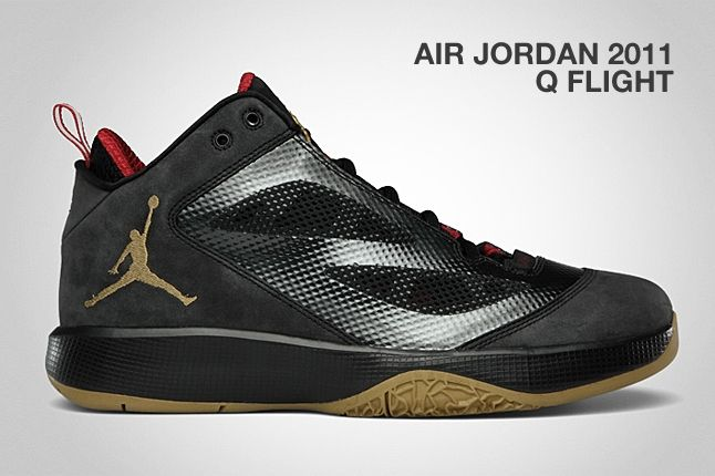 Air Jordan 2011 Q Flight Rabbit 1