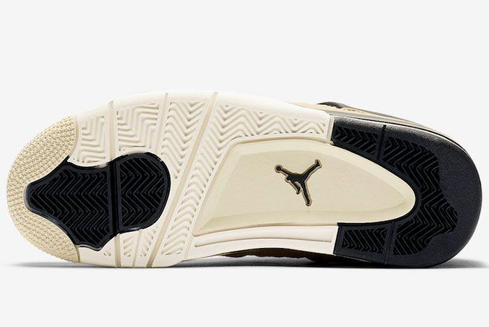 Air Jordan 4 Mushroom Aq9129 200 2019 Release Date 1