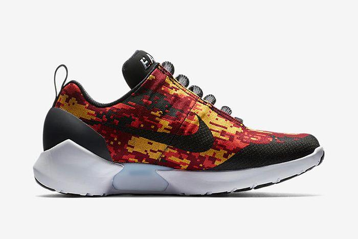 Nike Hyperadapt Team Red Sneaker Freaker 2
