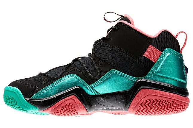 Adidas Top Ten 2000 South Beach Miami Black Lab Pink 04 1
