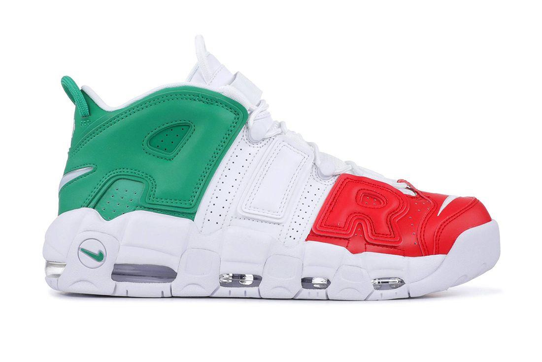 Nike Air More Uptempo Italy Right