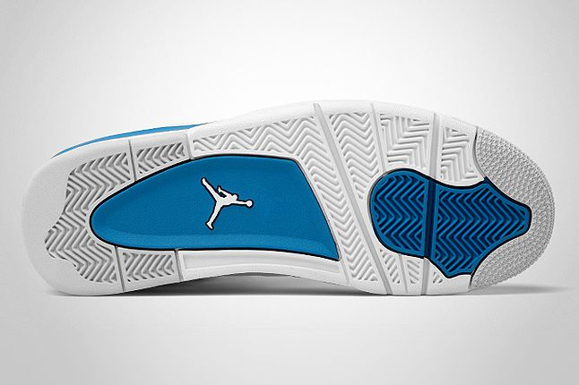 Air Jordan Retro 4 Military Blue 2 1