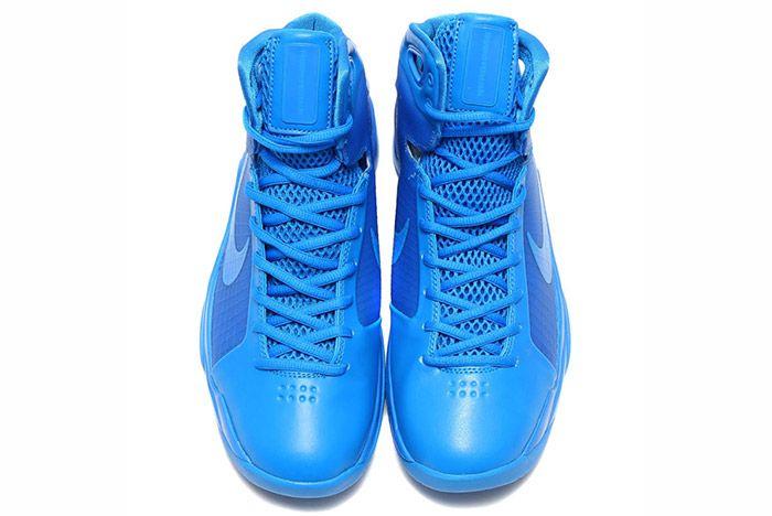 Nike Hyperdunk 2008 Retro Neon Pack Photo Blue 3
