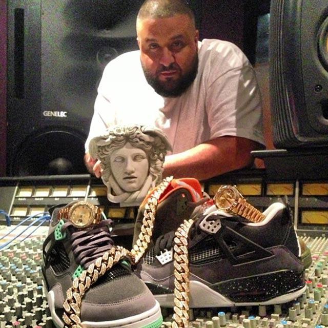 Sneaker Style Profile Dj Khaled 8