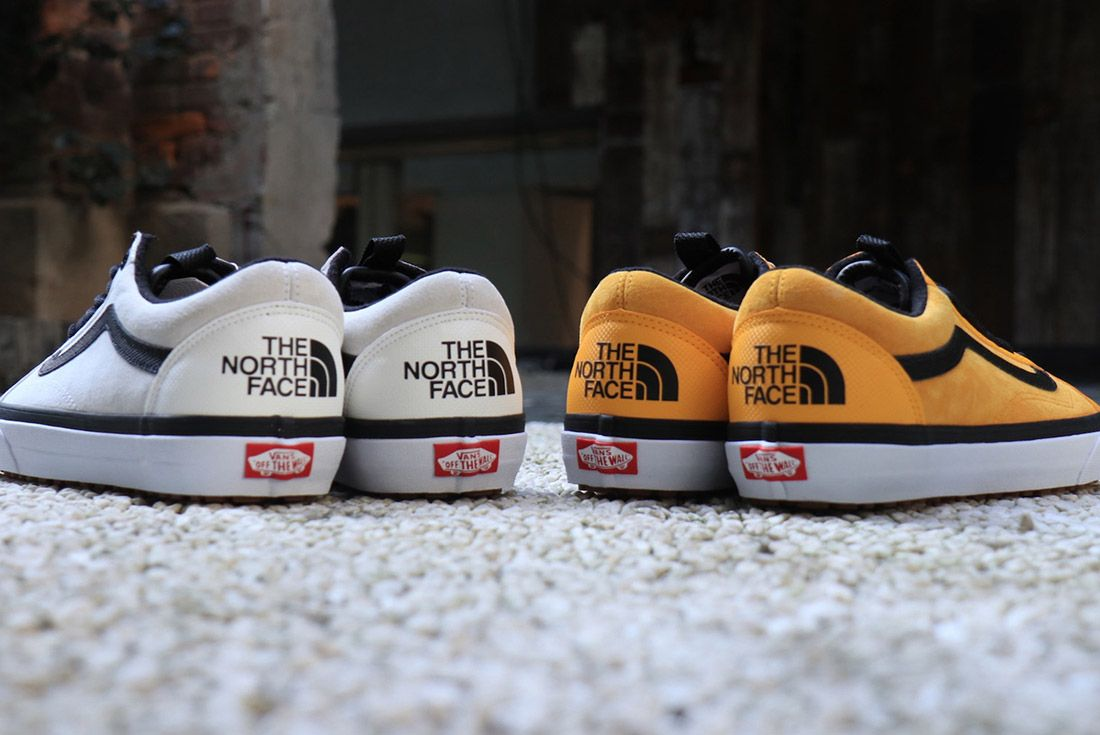 The North Face Vans 5
