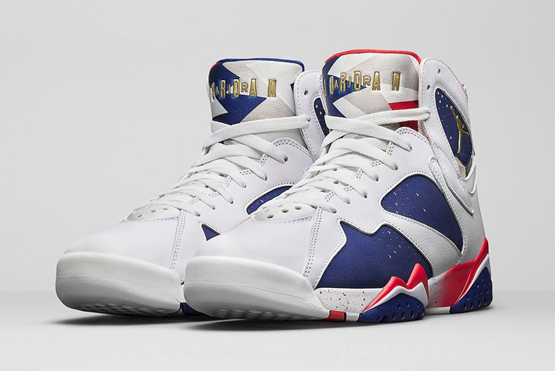 Air Jordan 7 Olympic Alternate22