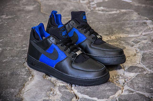 Nike Af1 Cmft Huarache Lyon Blue 1
