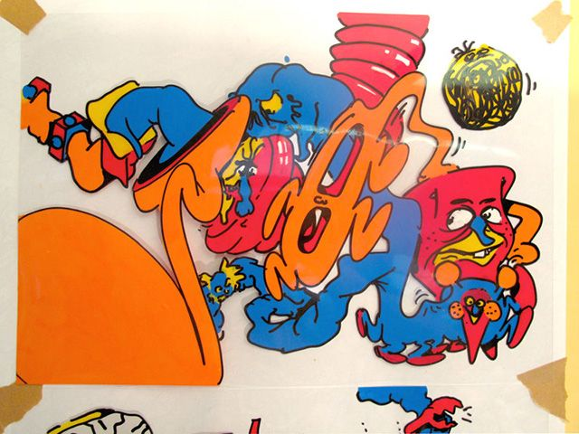 Horfee X Russell Maurice Exhibition Doomsday 4