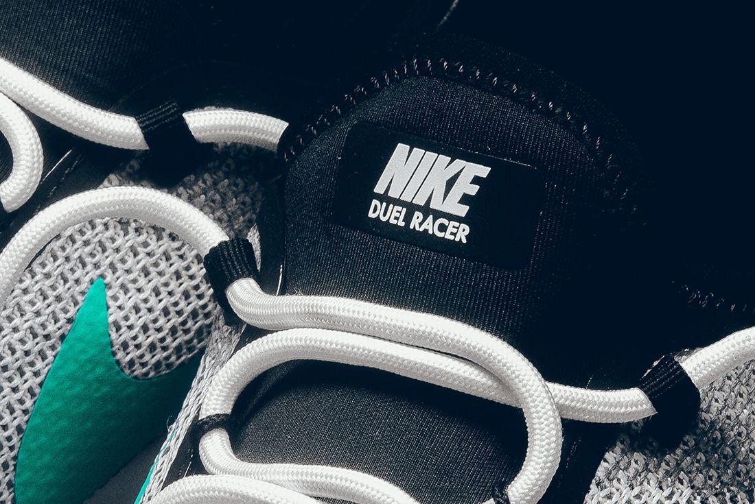 Nike Duel Racer White Menta3