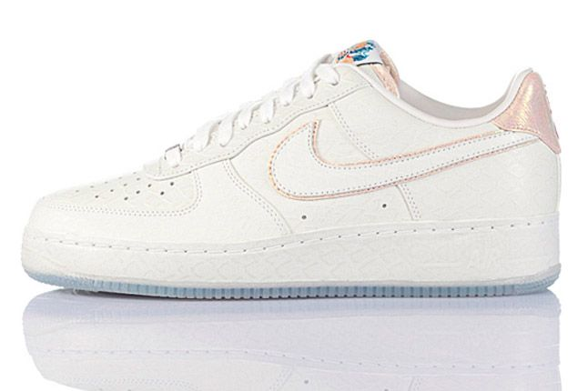 Nike Air Force 1 Year Of The Dragon Fall 2012 Profile 1