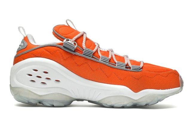 Reebok Dmx10 Run Orange Profile 1