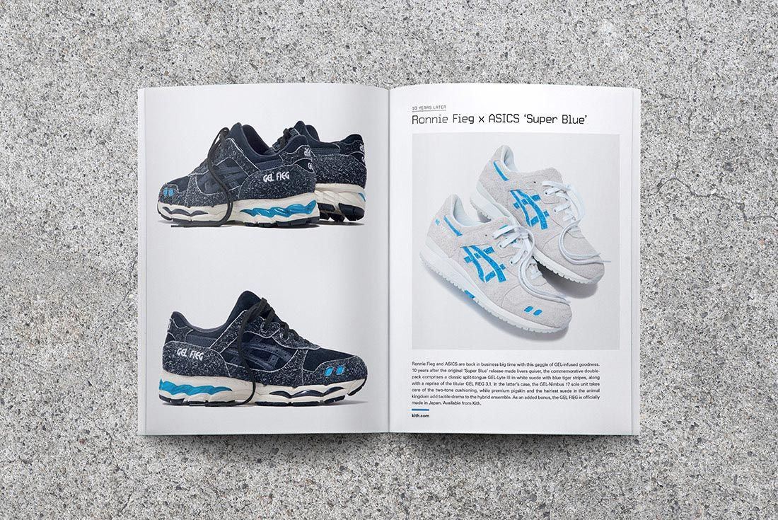 Sneaker Freaker Issue 42 Ronnie Fieg