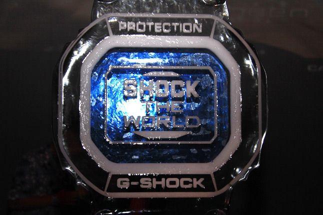 G Shock Ice Sculpture 1