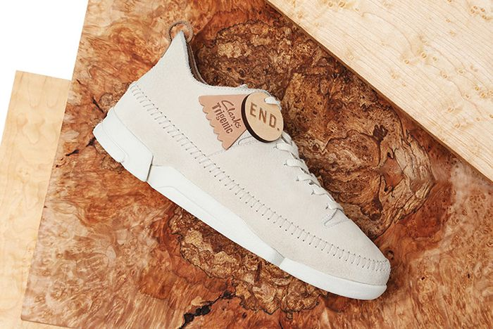End X Clarks Originals Trigenic Flex Maple7