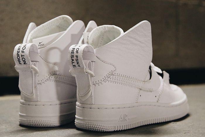Psny Air Force 1 Release 3 Sneaker Freaker