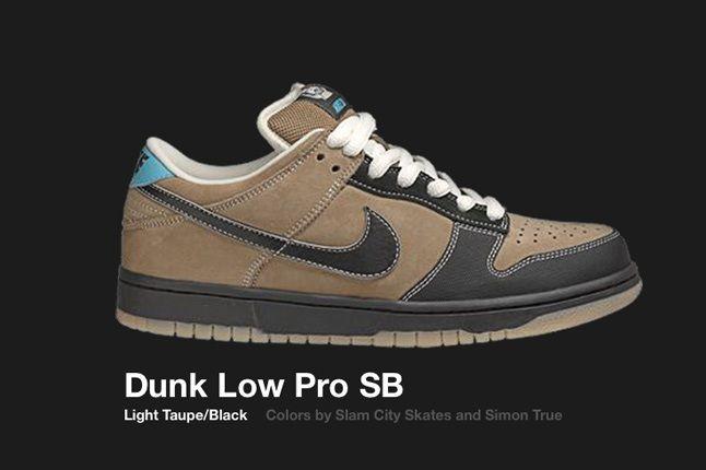 Nike Dunk Low Sb Slam City Skates 2005 1