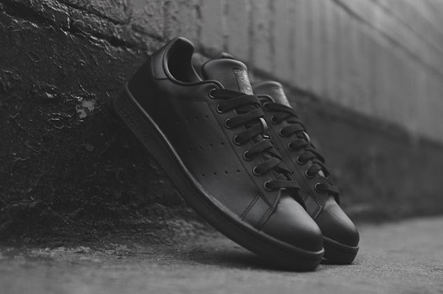 Adidas Stan Smith Triple Black 61