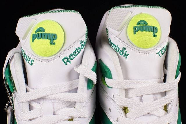 Reebok Court Victory Pump Citron 1