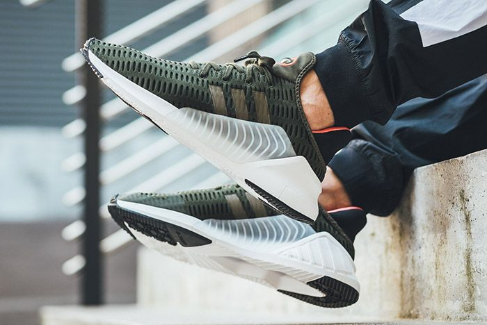 Adidas Climacool 02 17 Olive Green 1