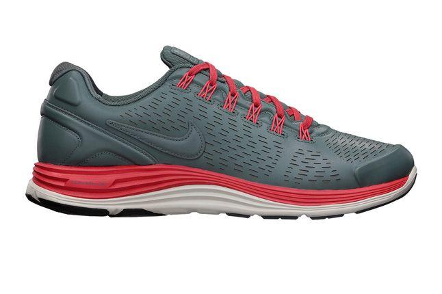 Nike Lunarglide 4 Nsw Mens Running Shoe Hasta Side 1