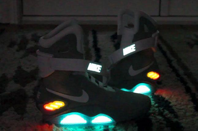 Franalations Nike Air Mags 3 1