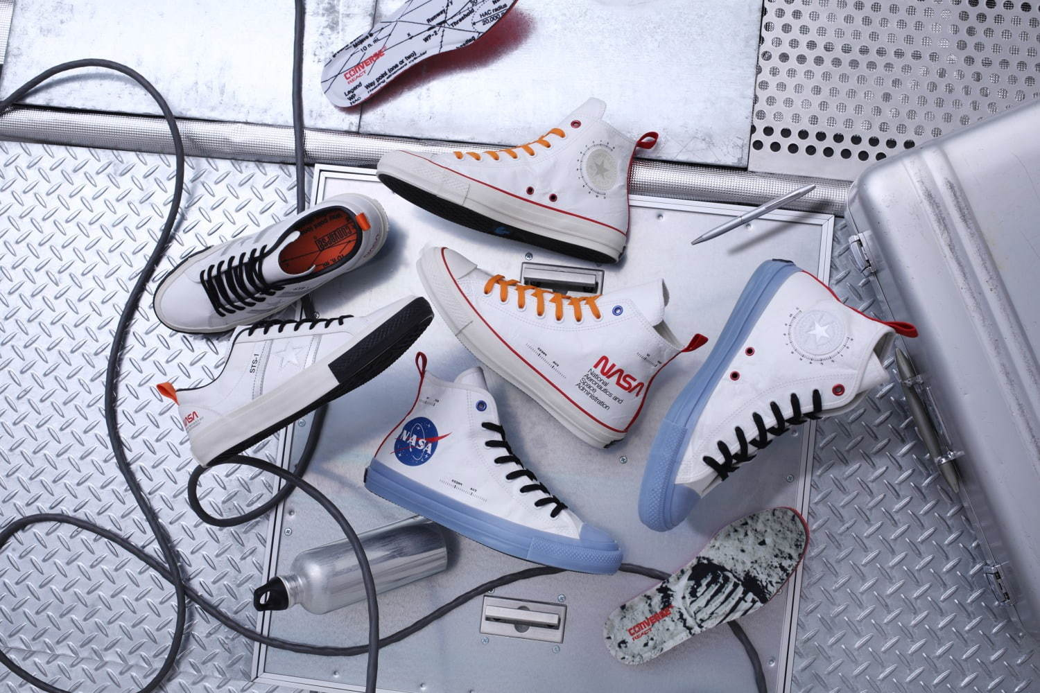 NASA x Converse Collection