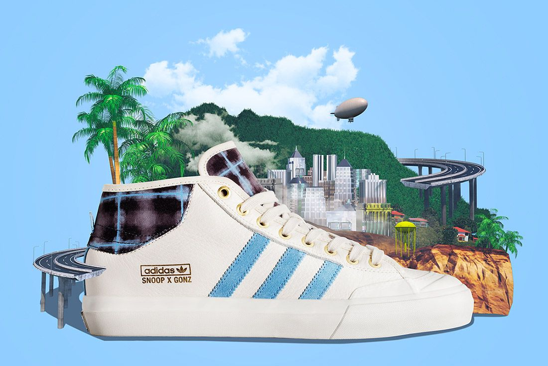 Adidas La City Stories Snoop Dogg Gonz Matchourt Mid 2