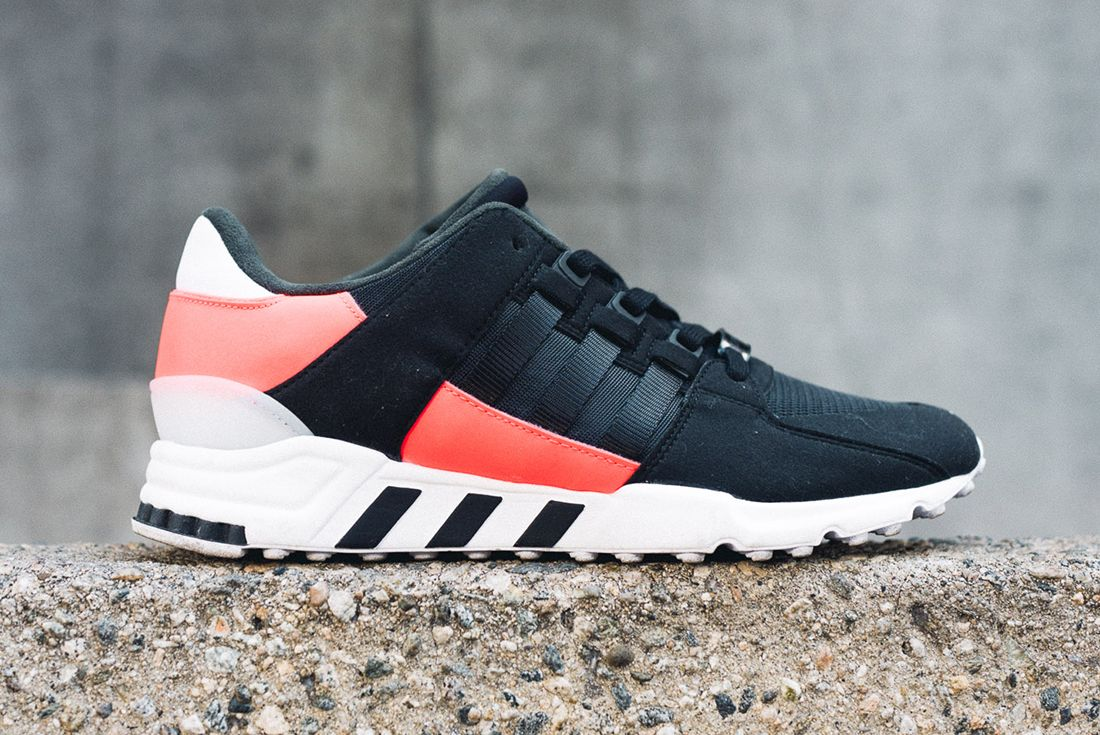 Only The Essentials – Adidas Paints The Town Turbo Red2