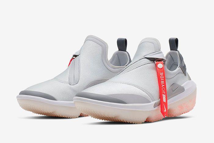 Nike Joyride Optik Pure Platinum Left 2
