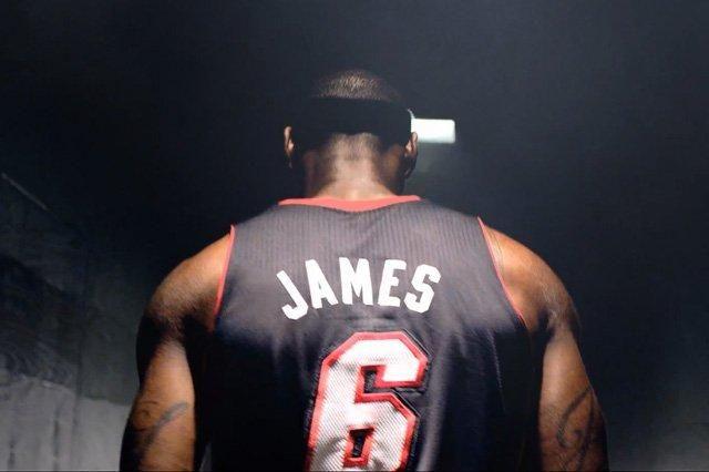 Nike Basketball Lebron 11 Away Commercial 6