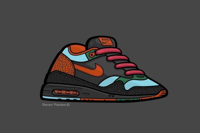 Sneakertoons