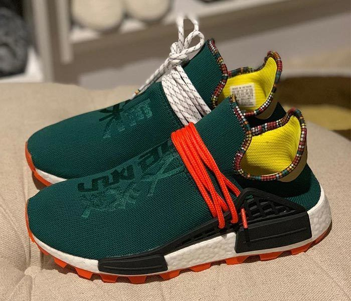 Pharrell Adidas Hu Nmd China Exclusive 2018 4