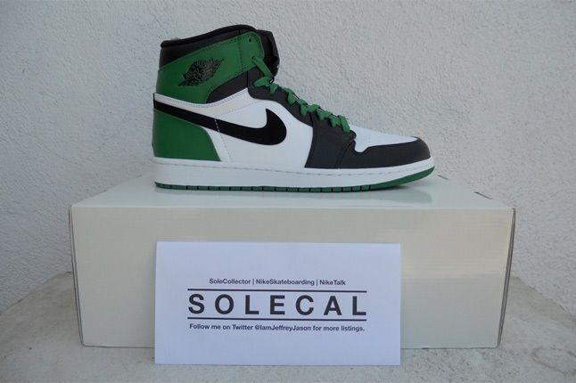Air Jordan Celtics 2