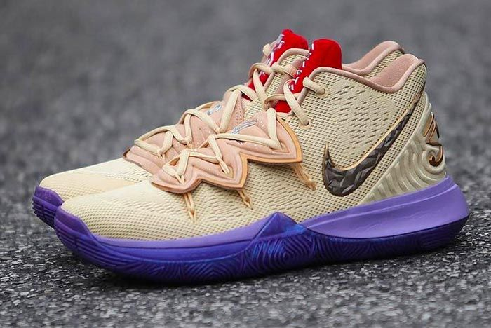 Nike Concepts Kyrie 5 Release Date 1