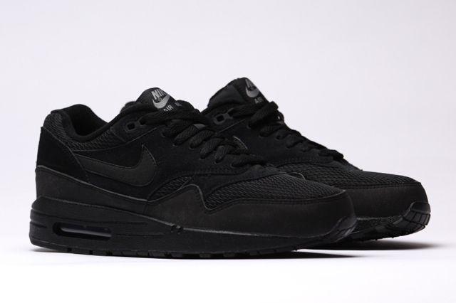 Nike Air Max 1 Essential Black Black B211