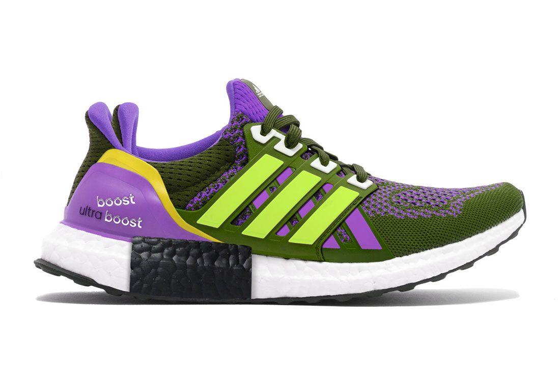 Sacai Adidas Ultra Boost