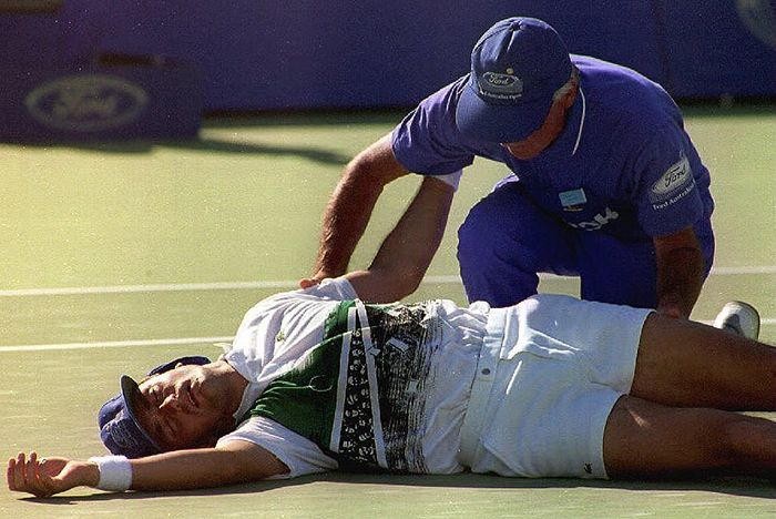 The Best Worst Attire From The Australian Open In The 90S10