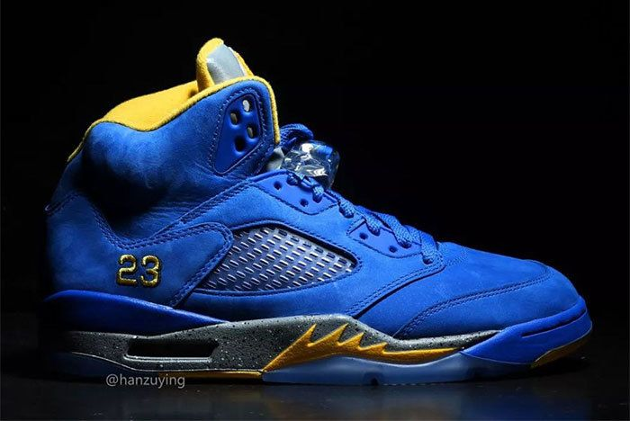 Air Jordan 5 Retro Jsp Laney Cd2720 400 Release Date 1