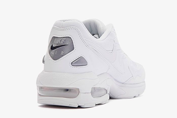 Nike Air Max2 Light White Heel