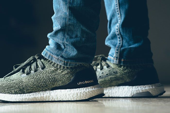 Adidas Ultraboost Uncaged Tech Earth 4